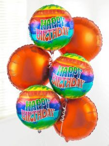 Birthday Balloon Cheer