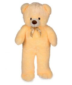 Teddy with Brown Bow