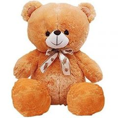 Bright Brown Teddy