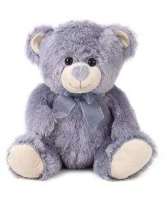 Grey Brown Teddy
