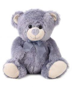 Grey Brown Teddy