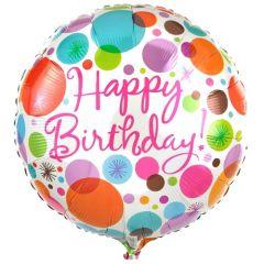 """Happy Birthday!"" Balloon"