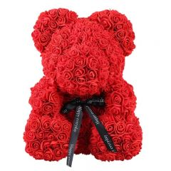 Luxury Red Rose Teddy