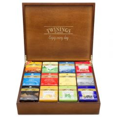 Twinings Tea Chest 12 Compartments