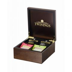 Twinings Tea Chest 4 Compartments
