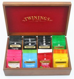 Twinings Tea Chest 8 Compartments